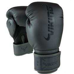 Viking Taboo Boxing Gloves - Grey
