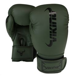 Viking Taboo Boxing Gloves - Khaki/Black