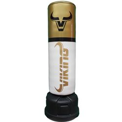 Viking Vortex Free Standing Bag - White/Gold