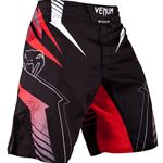 Venum Sharp 3.0 Fight Shorts - Black/Red