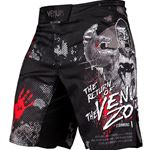 Venum Zombie Return Fightshorts - Black
