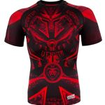 Venum Gladiator 3.0 Rashguard Shortsleeve - Black/Red