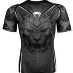 Venum Bloody Roar Rashguard Short Sleeve - Black/Grey