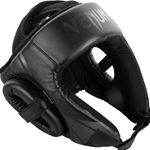 Venum Challenger 2.0 Open Face Headgear - Neo Black/Black