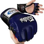 Fairtex FGV12 MMA Gloves Open Thumb - Blue