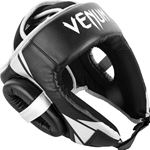 Venum Challenger 2.0 Open Face Headgear - Black