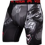 Venum Werewolf Compression Shorts - Black/Grey