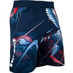 Venum Rooster Fight Shorts - Blue/Red