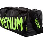 Venum Sparring Sports Bag - Black/Neo Yellow
