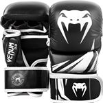 Venum Challenger 3.0 Sparring MMA Gloves - Black/White