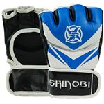 Shinobi MMA Gloves - Blue