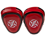 Shinobi Shadow 2.0 Focus Pads - Black/Red