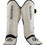 Shinobi Assassin Shinguards - White